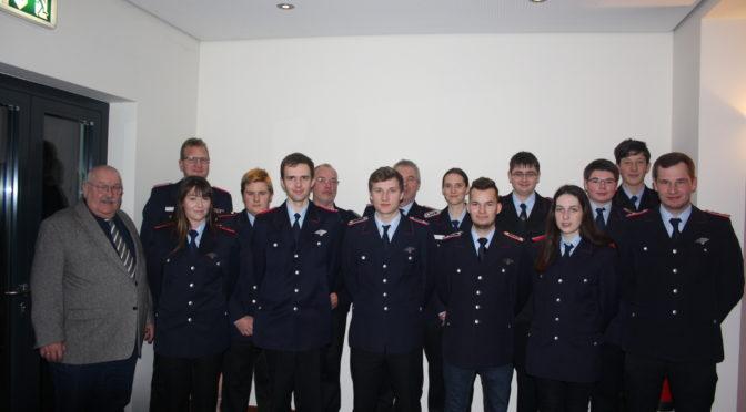 83. Jahreshauptversammlung bei der Freiwilligen Feuerwehr Holdenstedt