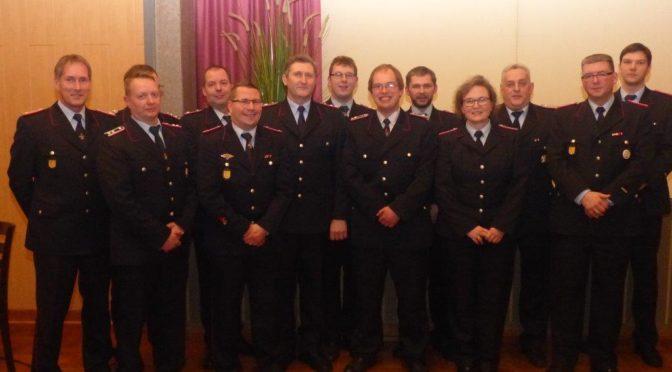 134. Generalversammlung der FF Suhlendorf