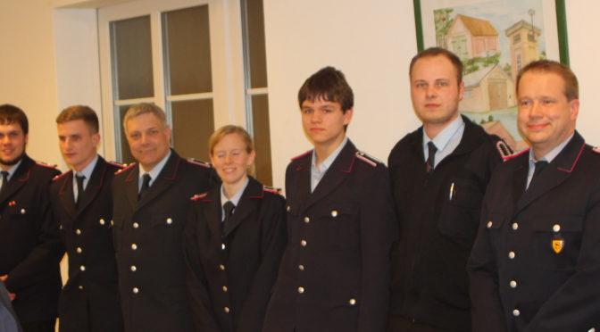 Generalversammlung der FF Dalldorf-Grabau