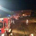 Feuerwehren verhindern Großbrand eines Bauernhauses
