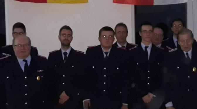 Generalversammlung der FF Groß Malchau-Boecke
