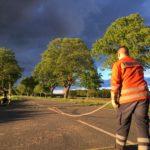 21 Wehren stellten Geschicklichkeit während des 4. Nacht-Orientierungsmarsches in Kirchweyhe unter Beweis