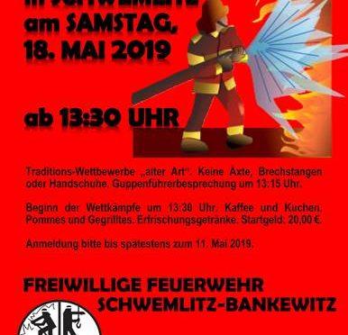 18.05. Eimerfestspiele in Schwemlitz