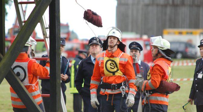 Vorankündigung Stadtausbildungswettbewerbe der Feuerwehren