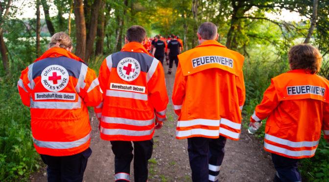 Erneute Suche nach einem vermissten Senior in Ebstorf blieb erfolglos
