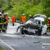 Ein Toter und vier Schwerverletzte bei Verkehrsunfall auf der B4