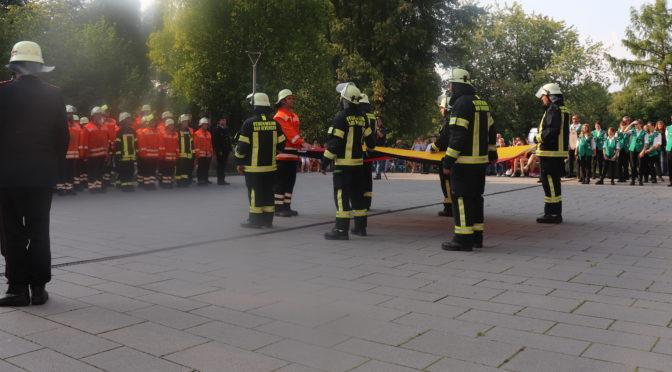 Kreisleistungsvergleiche der Feuerwehren in Bad Bevensen