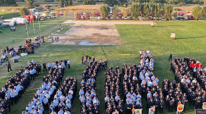 PRESSEMITTEILUNG zum Abschneiden der Uelzener Feuerwehren beim Regionalentscheid der Leistungsvergleiche
