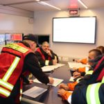 Uelzener Feuerwehrleute üben Waldbrandbekämpfung im Landkreis Celle