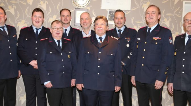 Generalversammlung der Ortsfeuerwehr Testorf
