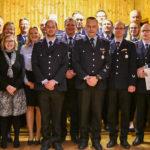 Erste Generalversammlung der neuen Ortsfeuerwehr Gollern-Hesebeck-Röbbel