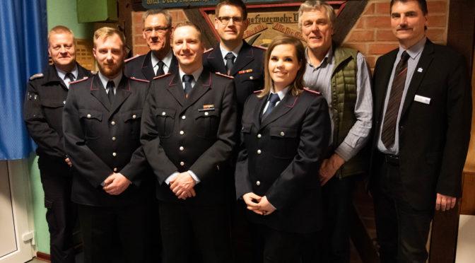 2020 wirft Schatten voraus – Generalversammlung der Feuerwehr Veerßen