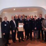 Ehrung für 70 Jahre Mitgliedschaft - Hans Herman Schwarz ist seit Gründung der Freiwilligen Feuerwehr Secklendorf dabei