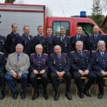 142. Generalversammlung der Freiwilligen Feuerwehr Räber - Neue Kameraden Wilfried Hein und Torben Hahmeyer