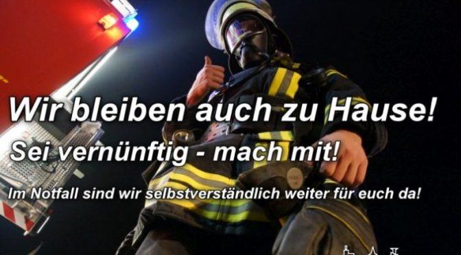 Samtgemeinde Rosche sagt Gemeindefeuerwehrtag 2020 ab