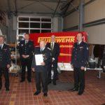 Werner Gade - 80 Jahre in der Feuerwehr