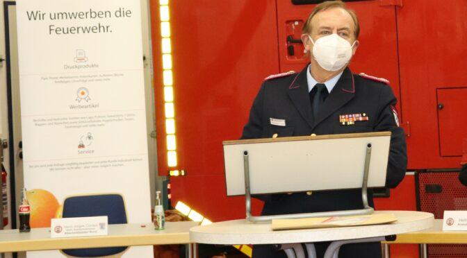 Uelzener Kreisfeuerwehr ernennt neue Führungskräfte