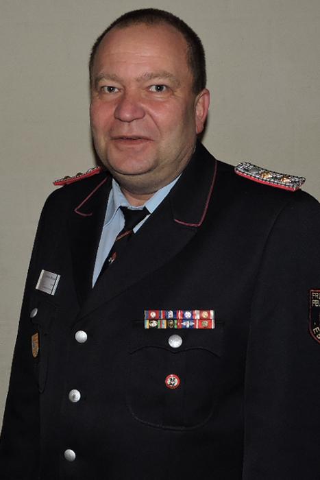 4. stellv. Gemeindebrandmeister Carsten Mente